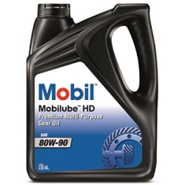 DẦU CẦU HỘP SỐ MOBILUBE HD 80W-90