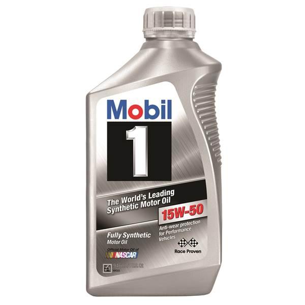 Mobil 1™ 15W-50